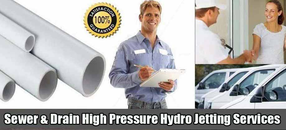 Fletch Barney Trenchless, Inc. Hydro Jetting